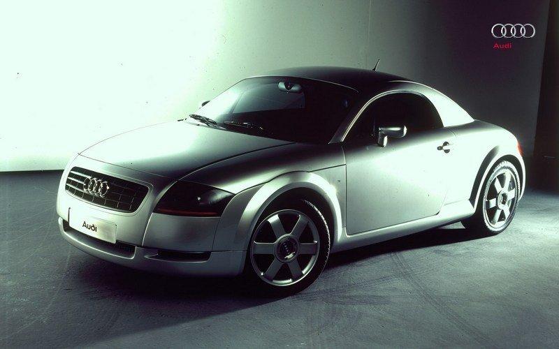 Audi TT Concept(1995) http://oldconceptcars.com/1930-2004/audi-tt-concept-1995/…