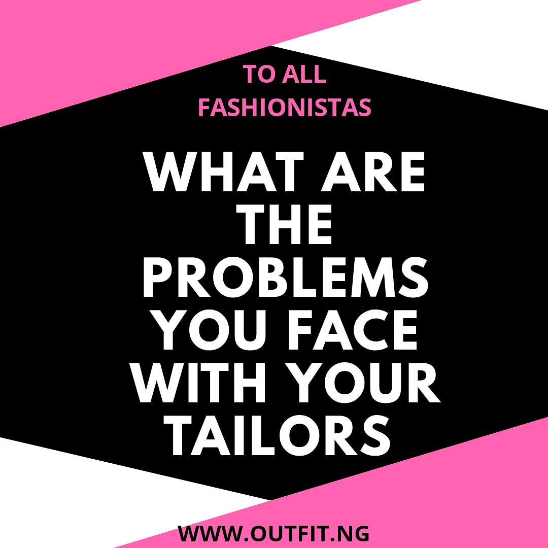 Outfit Nigeria On Twitter Happy New Week Fams What Are The Problems You Face With Your Designers Brands Tailor Fashion Fashiondesigners Monday Startup Fashiontech Outfit Nigerianfashion Womenswear Menswear African Clothing