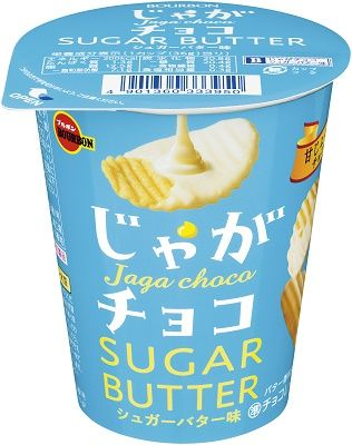 RT @mognavi: アブナイ美味しさ…。ブルボン「じゃがチョコシュガーバター味」全国で新発売! 🔜https://t.co/djPeEUewJX  😍😍😁😁😁😁😁😁😍😍 3月12日(火)発売です😝 😍😍😁😁😁😁😁😁😍😍 https://t.co/dgftlNOIIY
