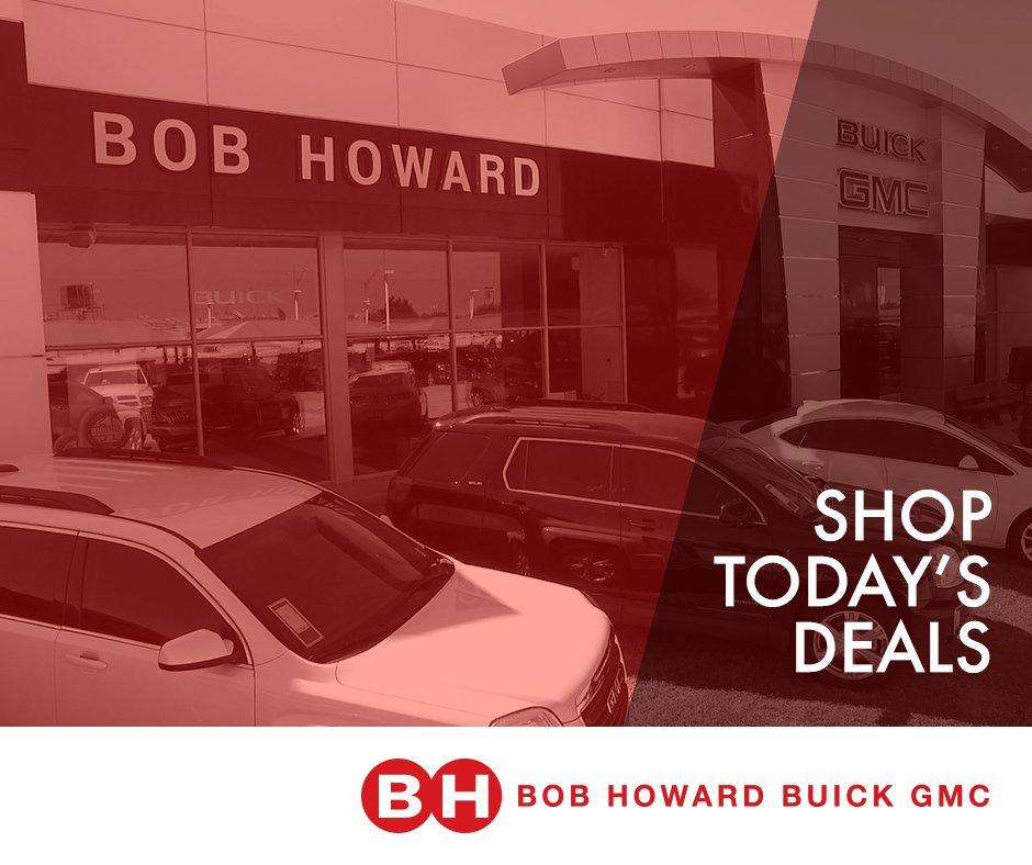 Bob Howard Buick Gmc Bobhowardgm Twitter