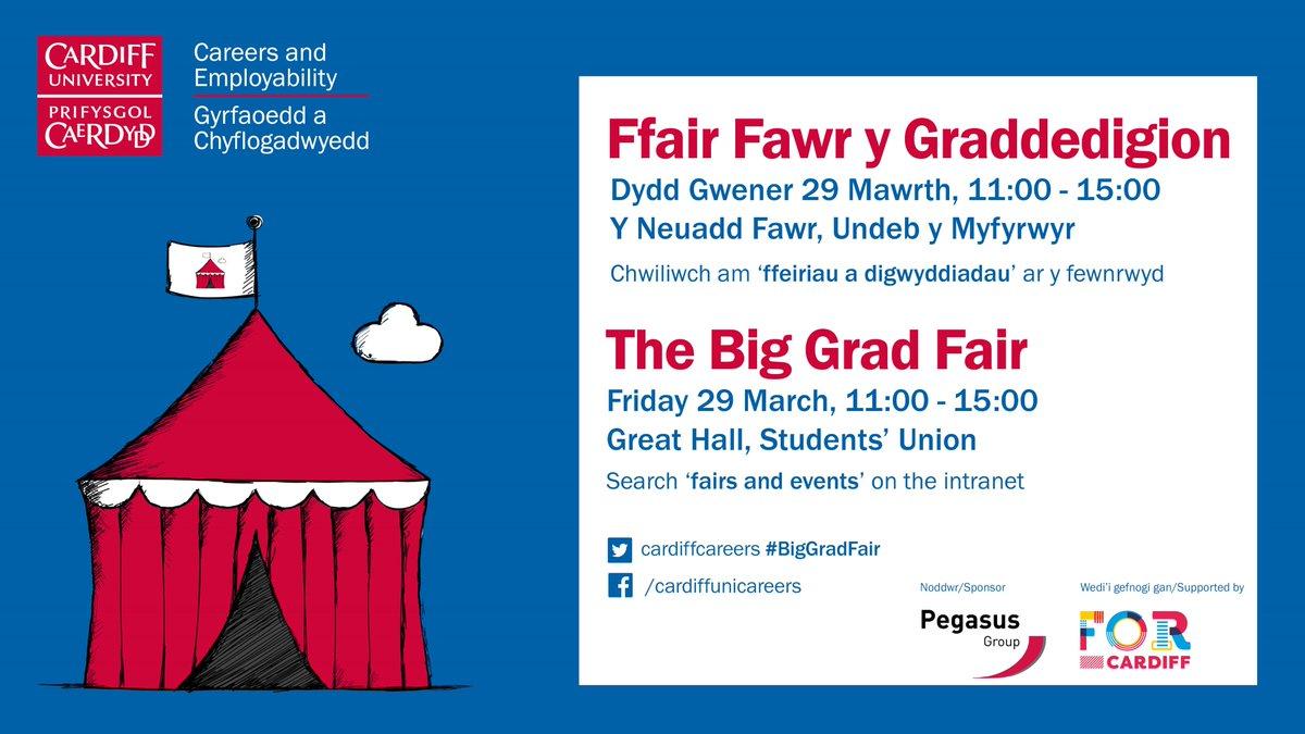 3f3e0f496fa7 Cardiff University Careers and Employability ( CardiffCareers)
