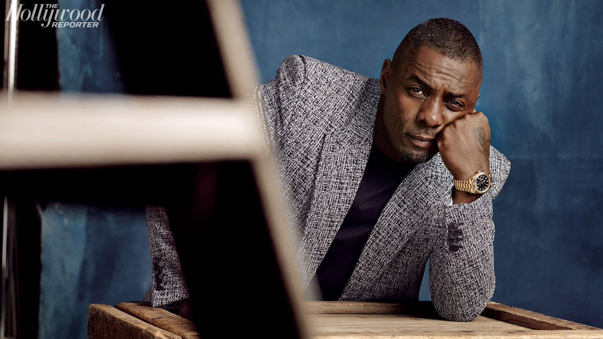 It's Elba. Idris Elba: Inside a 'Buffet' of a Hollywood Career