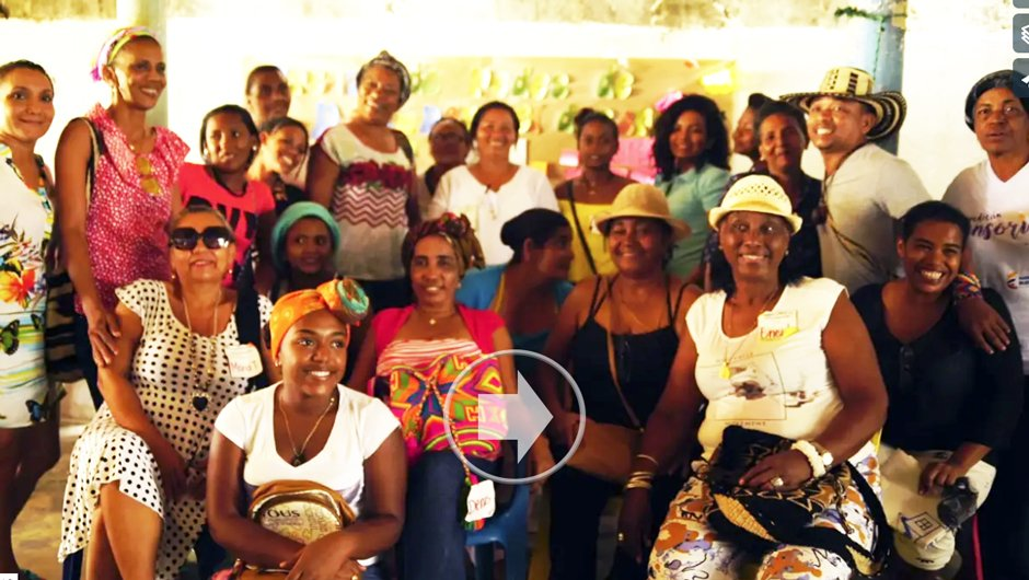 26b998550e Women are fighting for peace in  Colombia as conflict trauma continues to  impact many women. See how leaders are creating solutions for recovery  through ...
