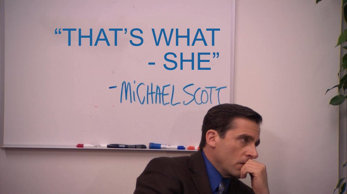 : A motivational quote to get us through the day! — 𝚝𝚑𝚎 𝚘𝚏𝚏𝚒𝚌𝚎 (theofficetv) March 11, 2019