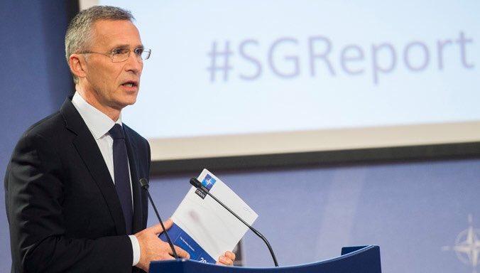 Raporti i NATO  Mission accompli  në ruajtjen e paqes dhe integrititit territorial të Kosovës  10 910 km2  me kufijte e njohur nderkombëtarisht