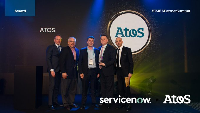 We're proud to have been recognized by@servicenow as its Service Provider Partner of the...