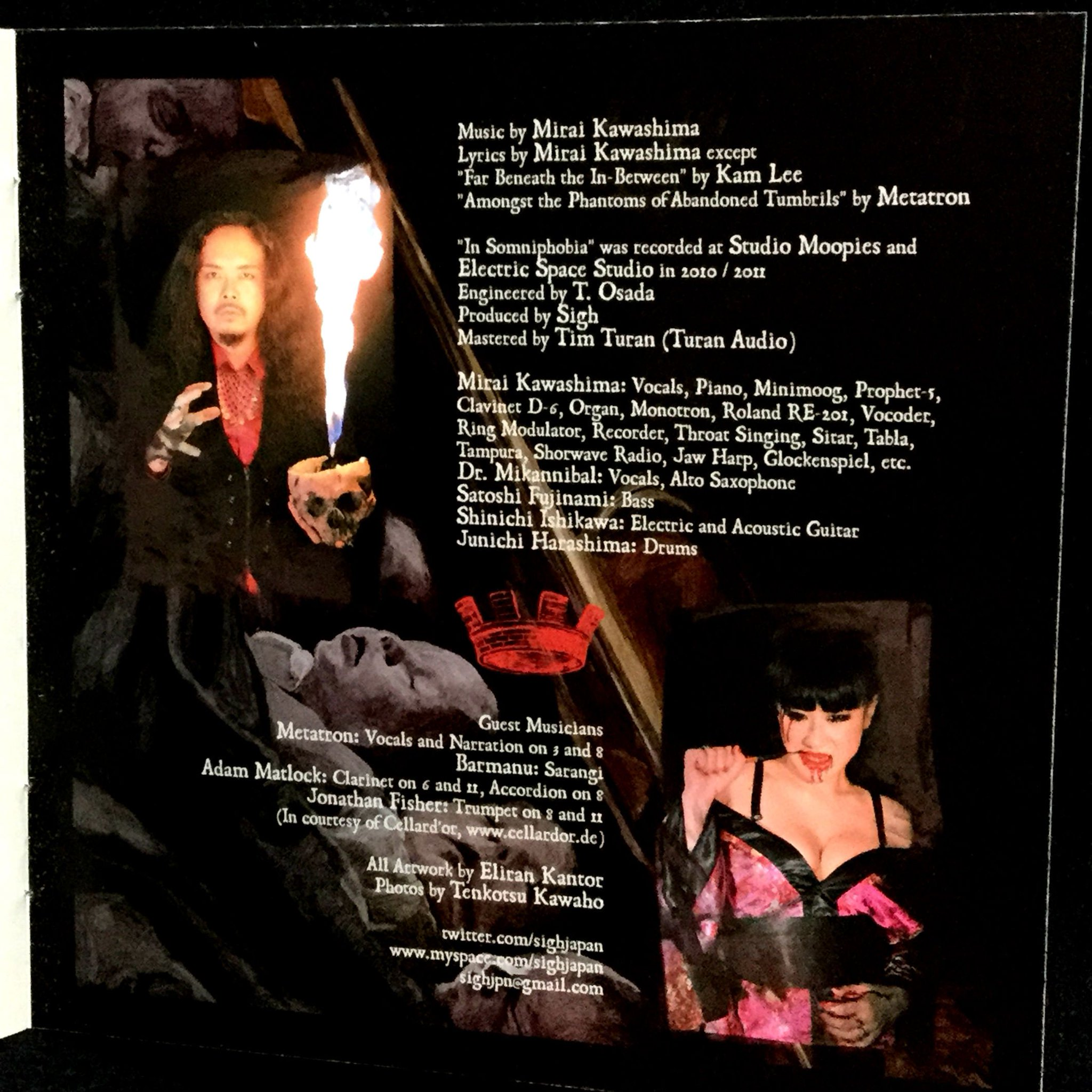 Youcharist On Twitter 7th Anniversary Sigh In Somniphobia March 12th 2012 Uk Ma Discogs Purgatorium Https T Co Kmbsdbwq9r Amongst The Phantoms Https T Co Rsk0rerrek Equale Https T Co Lrpksehtef