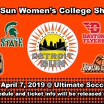 Image for the Tweet beginning: TICKETS ON SALE WOMEN'S COLLEGE SHOWCASE SUN