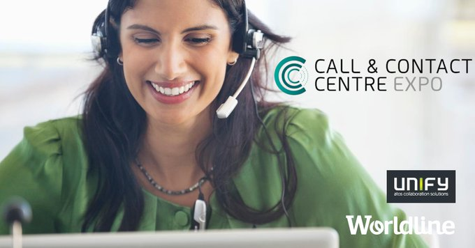 Disruptive technologies are drastically changing the #ContactCentres landscape. Come visit...