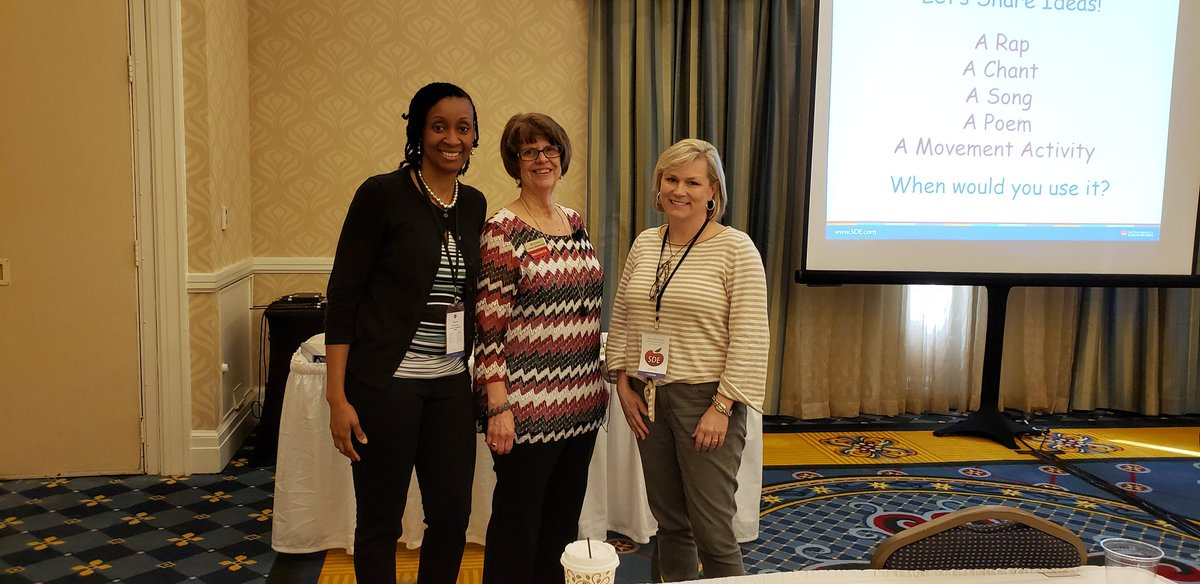 My teachers and I are having a great time learning with @SDE4Educators in Columbia, SC #sdeevents <br>http://pic.twitter.com/AmQrDCcTRG
