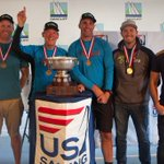 Image for the Tweet beginning: Match Racing Champion and US