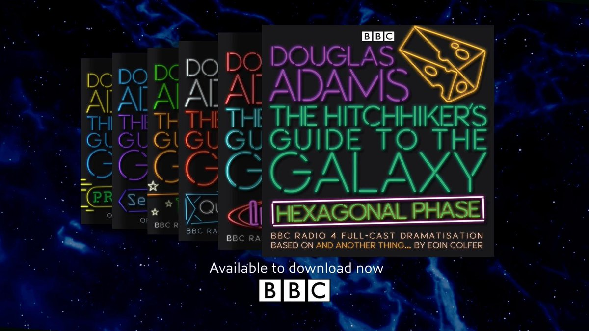 hitchhikers guide to the galaxy audiobook download