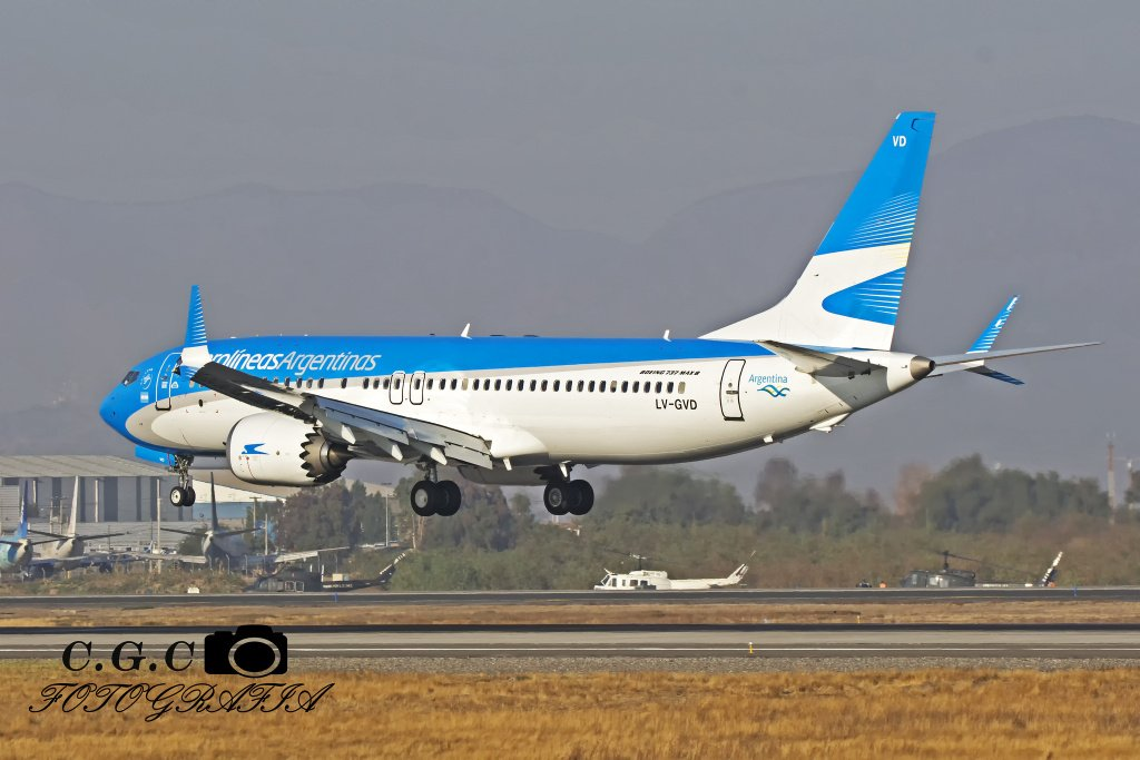clasab-aviation's photo on Aerolíneas Argentinas