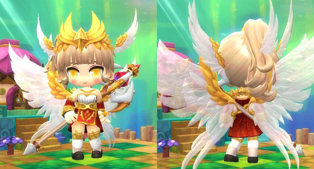 MapleStory2 NA East Celestial Robes