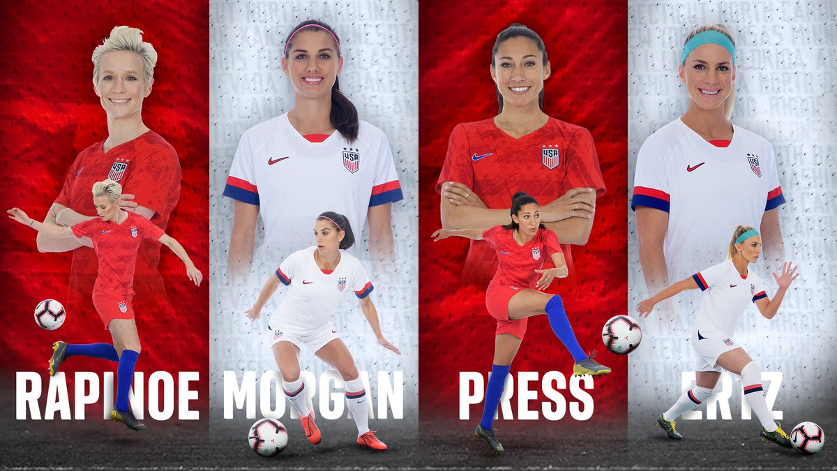 separation shoes 1128d ae597 U.S. Soccer WNT on Twitter: