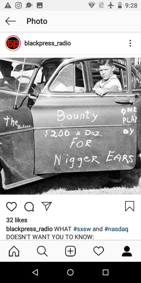 DONT BE FOOOLED: Y'all do know the STOCK MARKET was NOT created to trade stocks and bonds, right? Black people - your great grandparents were #stock they were trading. On #WallStreet you are LITERALLY walking on the mass graves of Africans brought to the USA. #sxsw #blacktwitter