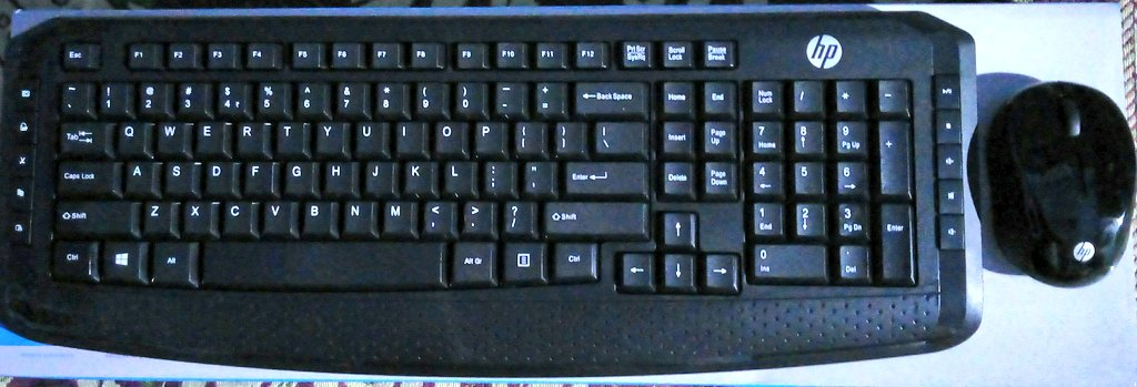 6f87ffdc95a #New Wireless Keyboard & Mouse #hp #keyboardmousecombo @arunvijay971  @EngalThalapathypic.twitter.com/uszgT5dR59