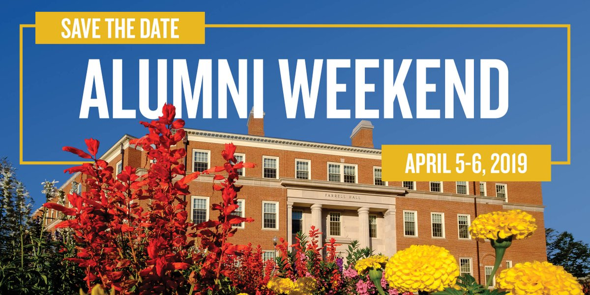 Join us April 5-6 for the inaugural #WakeForestBiz Alumni Weekend! Reconnect with classmates + meet alumni from previous or subsequent years as you continue to build + strengthen your @WakeForest network. More info + register » https://t.co/P7VUAhAFd1 #BizDeacs #WakeAlumni
