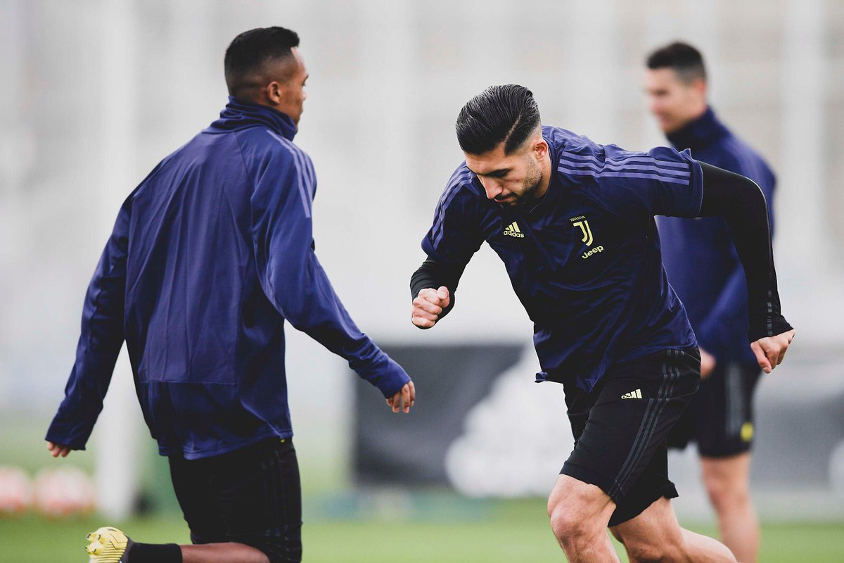 Tomorrow night is a huge #UCL night in Turin. We will give nothing less than 100% ⠀⠀⠀⠀⠀⠀⠀⠀⠀ ⠀⠀⠀⠀⠀⠀⠀⠀⠀⠀⠀⠀⠀⠀⠀⠀⠀⠀⠀⠀⠀⠀⠀⠀⠀⠀⠀ #EC23 #iCan #WeCan #FinoAllaFine