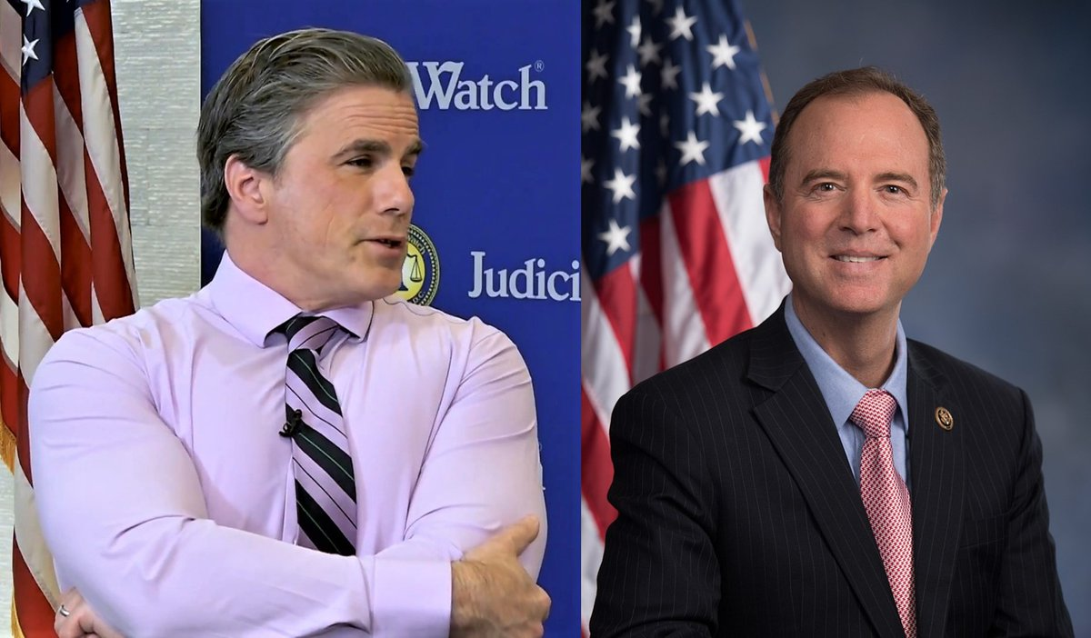 .@JudicialWatch vs @RepAdamSchiff. Ethics Committee needs to act on .@JudicialWatch complaints on his mishandling of classified info and his shady communications with anti-@realDonaldTrump witnesses.  Schiff is ethically compromised!  https://www.judicialwatch.org/press-room/press-releases/judicial-watch-files-ethics-complaint-over-rep-adam-schiffs-con…