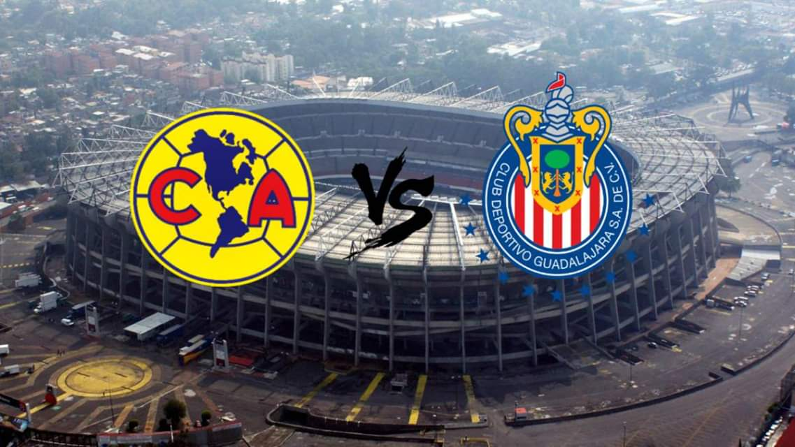 America vencio 2-0 al Guadalajara ida Copa MX 2019