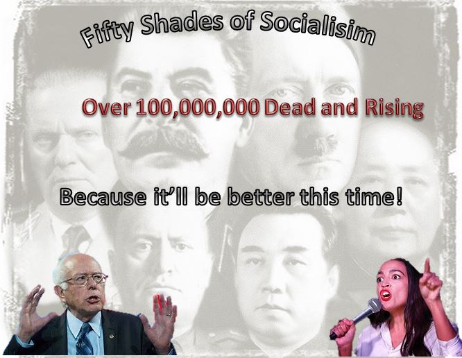 #History will always be the cure for #Socialism because it tells the #truth about how #SocialismKills