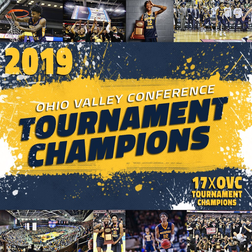 17 TIME OVC TOURNAMENT CHAMPIONS! BACK TO BACK! 💍🐎🏆