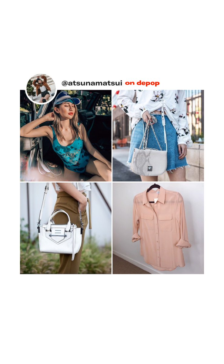 Just created my first @depop shop!