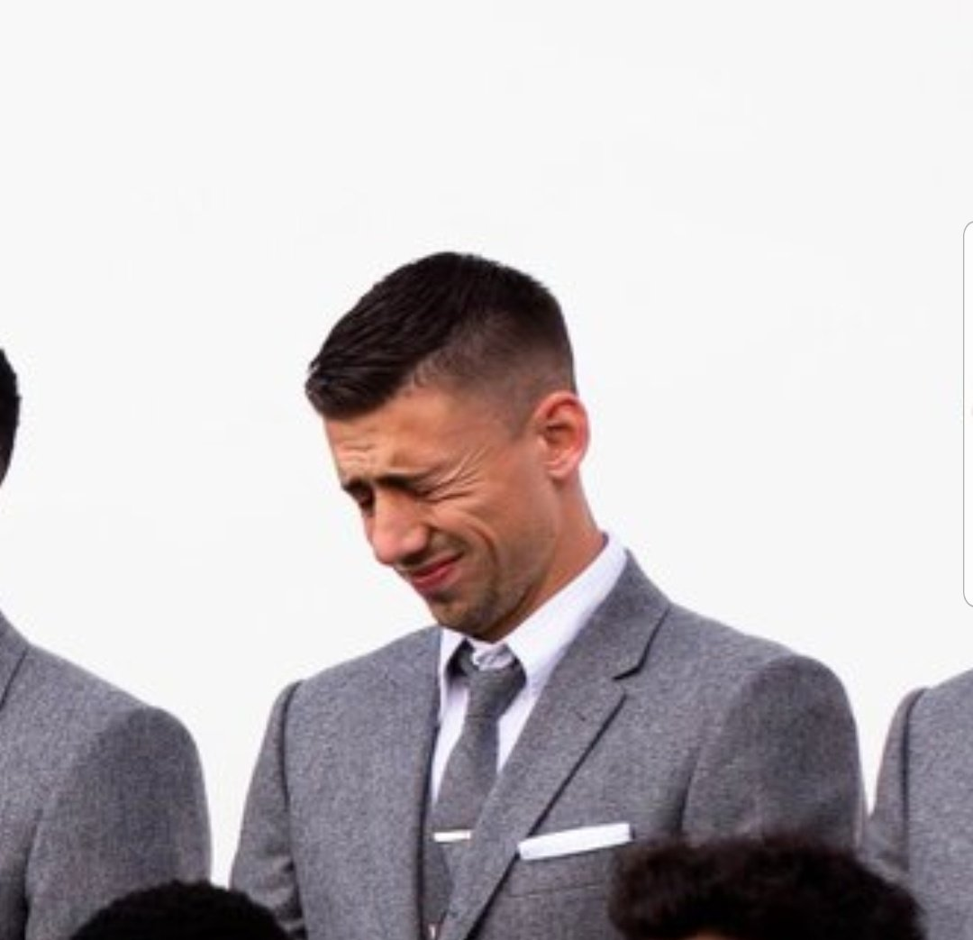 Y'all better check on my boy Lenglet