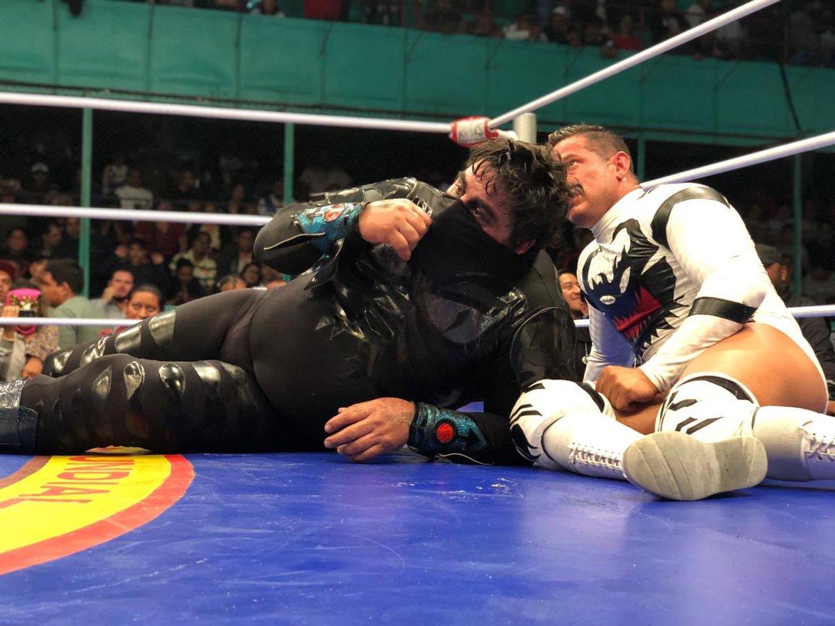 CMLL: Una mirada semanal al CMLL (Del 14 al 20 de marzo de 2019) 16