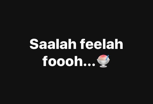 Blocked Crew: Are you ever gonna unblock us?  Bonang: Sala Fela Foo...  #FreshBreakfast #BForce @bonang_m @DJFreshSA<br>http://pic.twitter.com/nekUXg7FCO