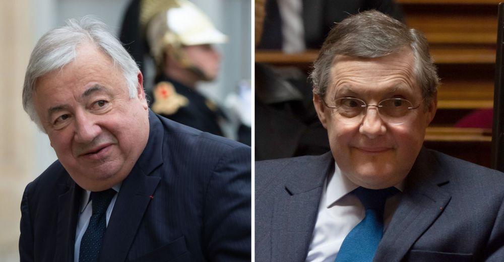 Monsieur #GérardLARCHER, qu'avez-vous fait du rapport de vos sénateurs sur l'affaire #Benalla ??? Ne croyez-vous pas ruiner l'image de probité du sénat en la gardant sous le coude ? Quels arrangements auriez-vous fait avec #Macron en échange de votre silence ???