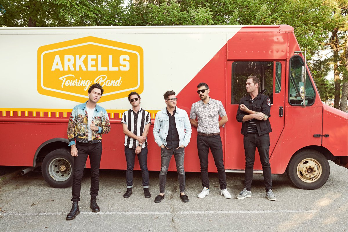 ⚡️If you care about ARKELLS and care about SUMMER, we have a special show announcement tomorrow. Stand by, Arkellians⚡️