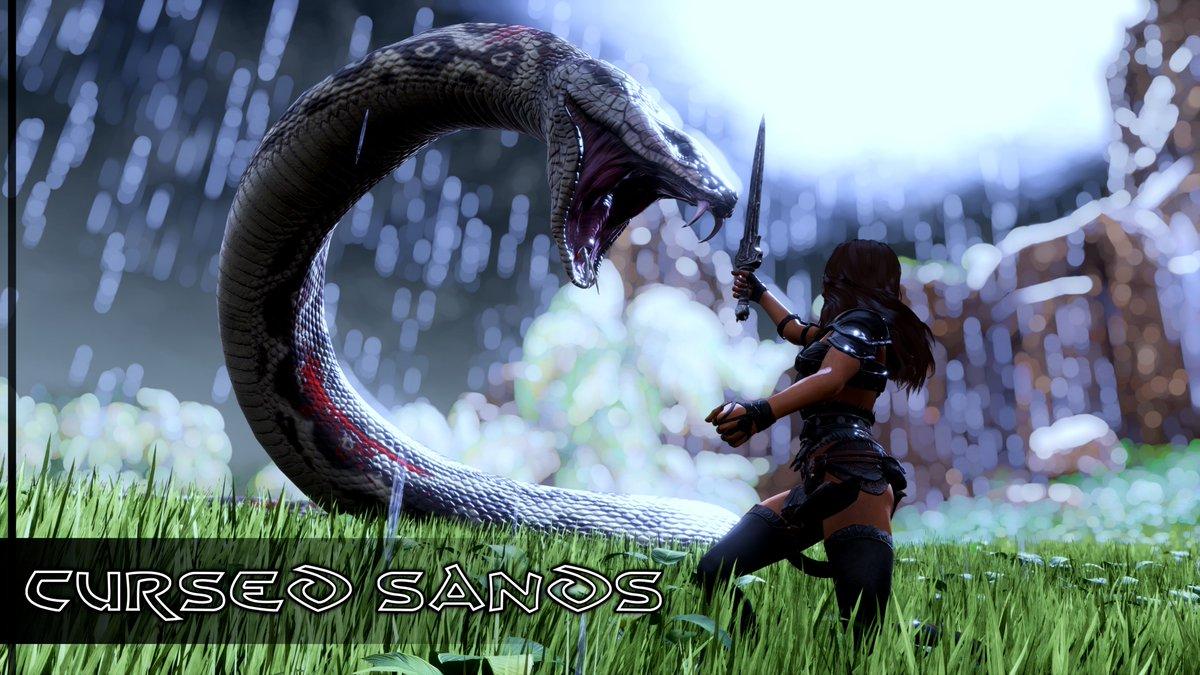 Conan Exiles Thrall War Dungeon Mod