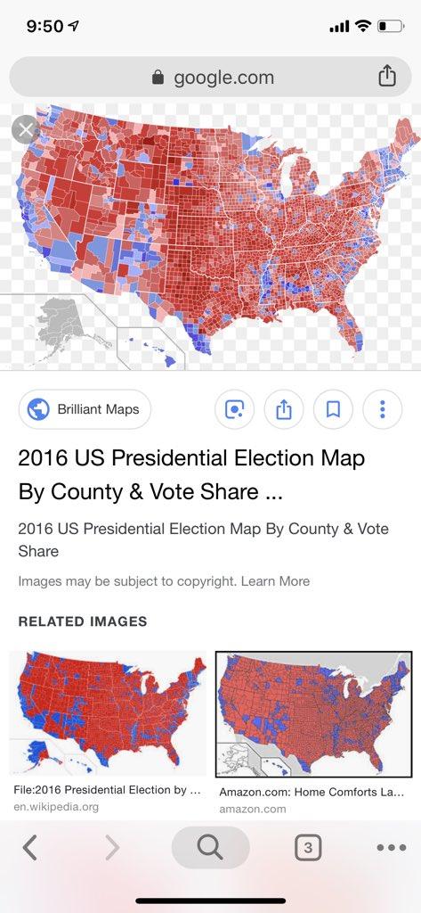 Cnn On Twitter 2020 Democratic Presidential Candidate Elizabeth - Google-us-election-map