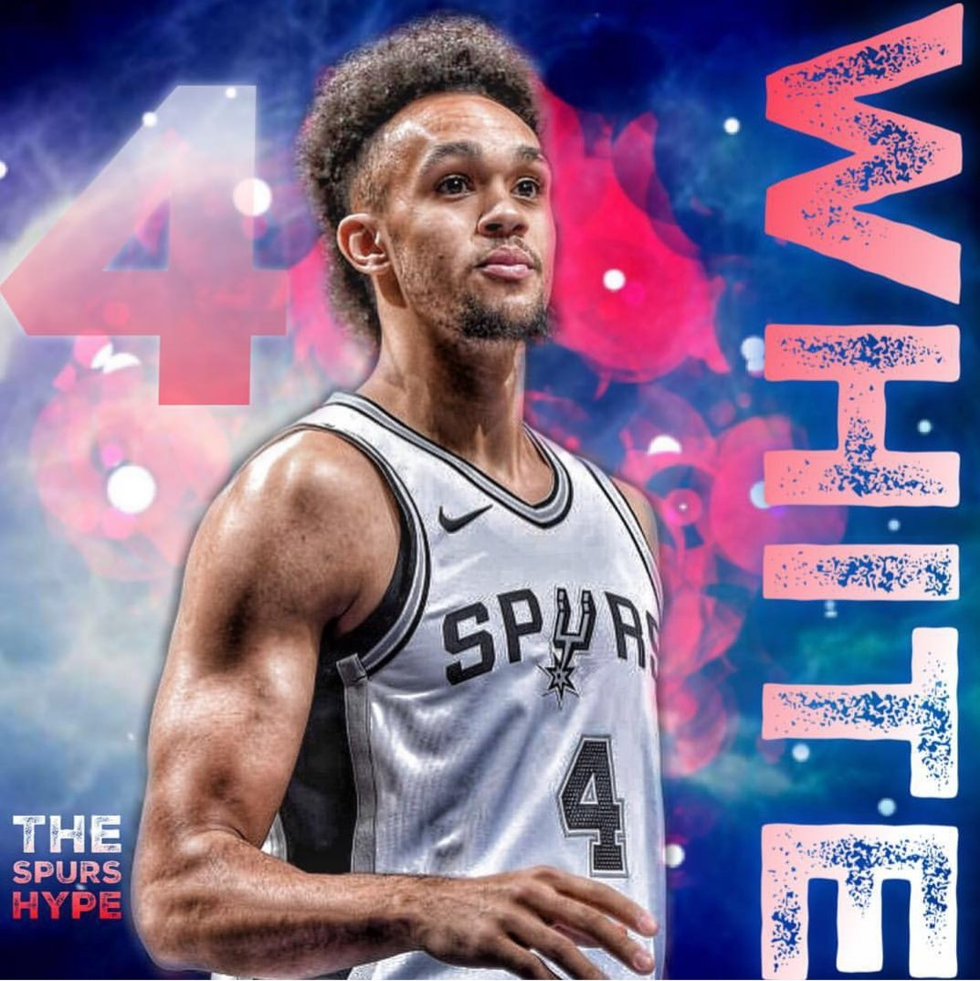 The most underrated NBA player is most definitely Derrick White. Locked up Curry, Klay, KD. He will guard whoever. He does everything well. #GoSpursGo  <br>http://pic.twitter.com/dg87G0Fq4r