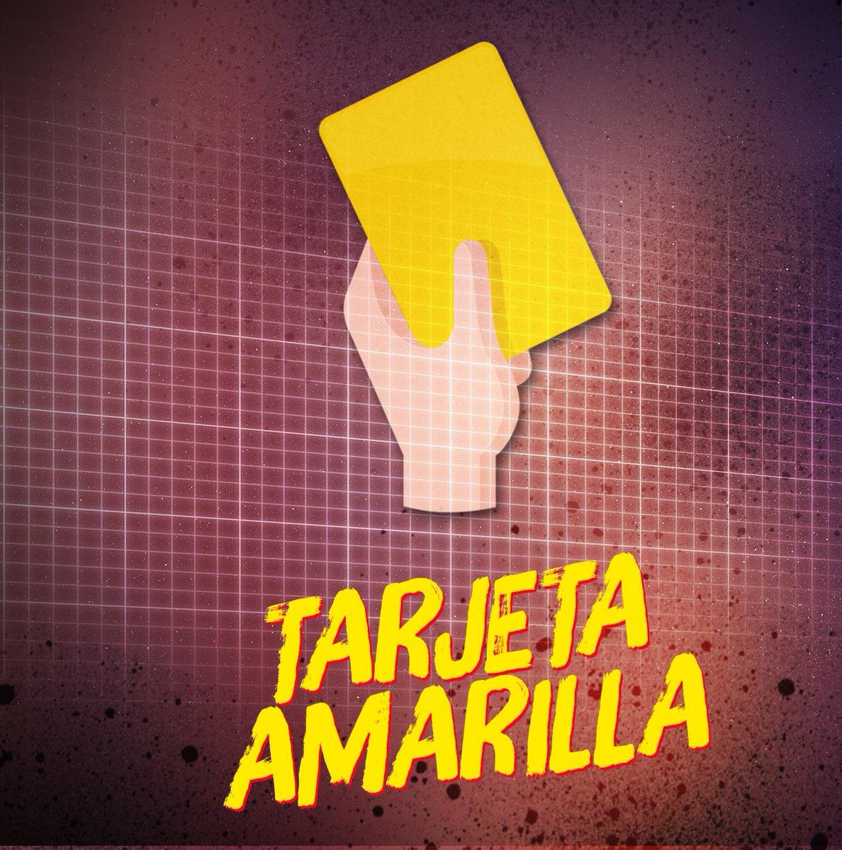 Minuto 92 amonestación para Carlos Cuero #DCuenca 4 - #TécnicoU 3 #6taFecha #LigaProBancoPichincha