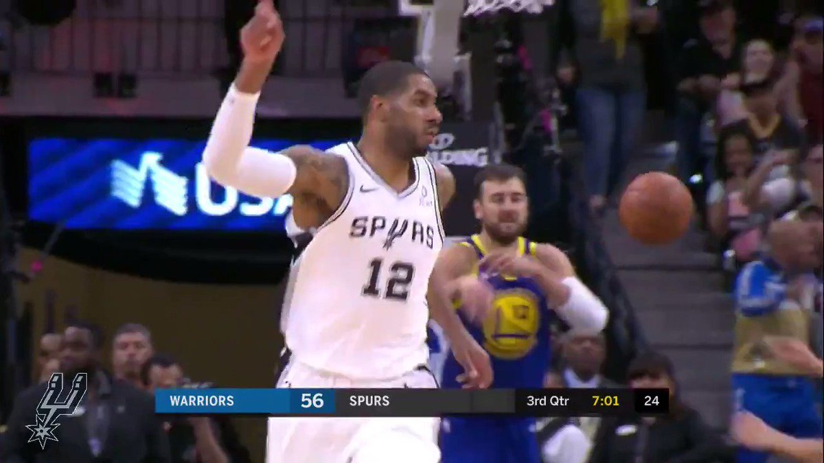 San Antonio Spurs's photo on The Spurs