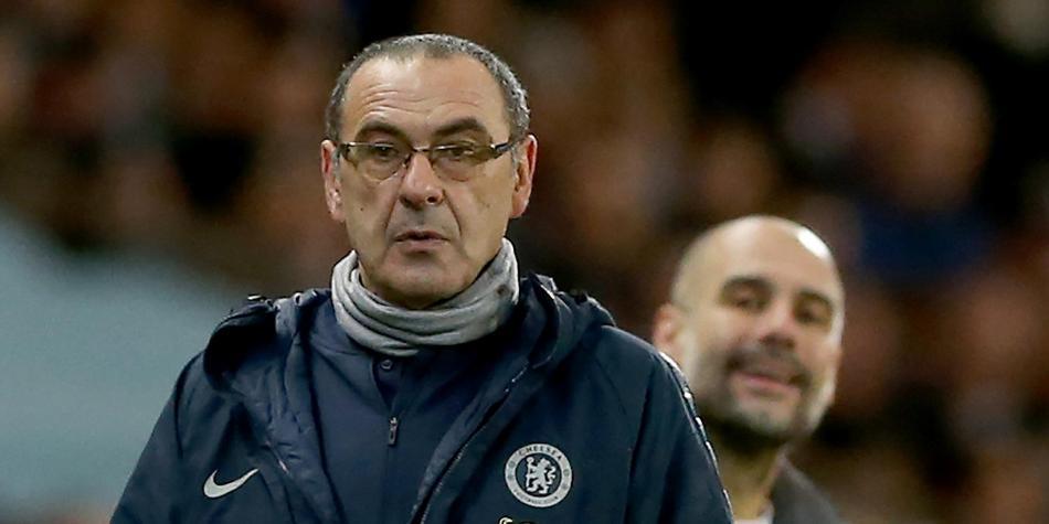 Futbolred.com's photo on Sarri