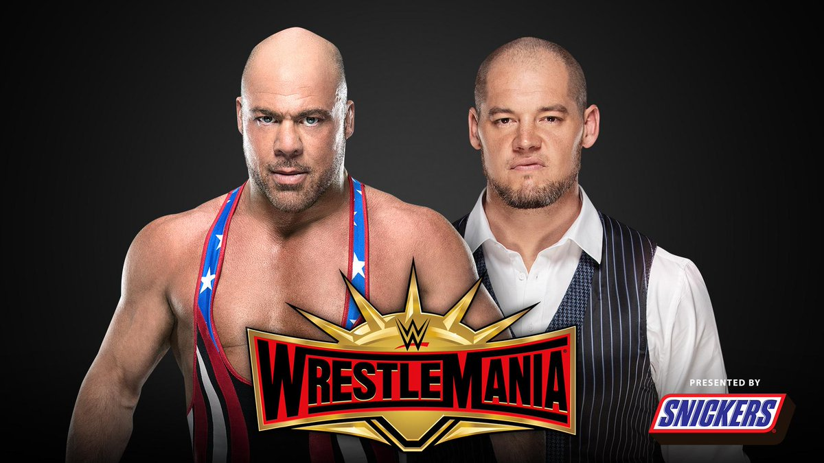WWE WrestleMania's photo on Kurt Angle