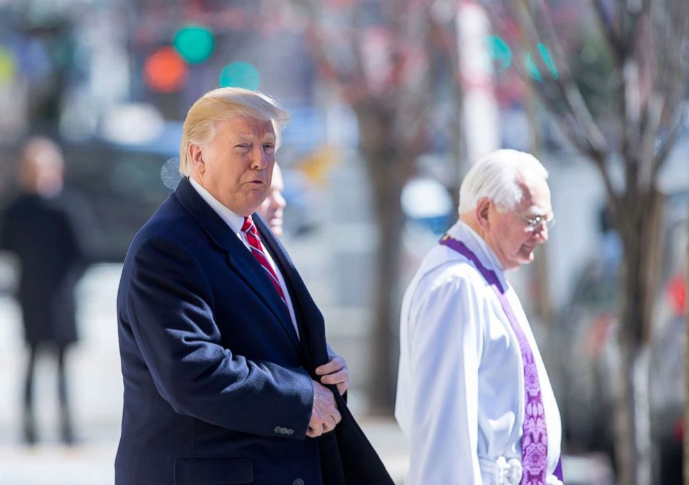 Trump calls Biden a 'low IQ individual' after former VP slips and hints at 2020 run: https://abcn.ws/2TXWvhy