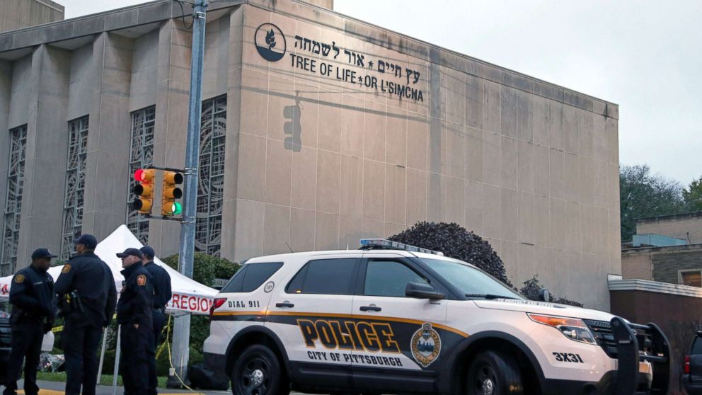 Tree of Life synagogue in Pittsburgh, targeted in mass shooting, raising money for Muslim victims of massacre at New Zealand mosques: https://abcn.ws/2FfdQcl