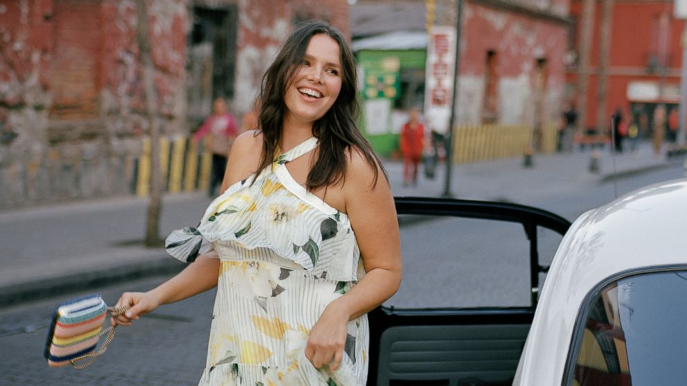 Anthropologie launches plus-size collection that extends up to size 26: https://abcn.ws/2Fc1vpv
