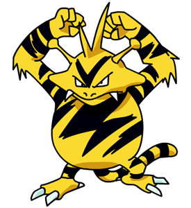 why electabuzz always look like he goin thru tsa <br>http://pic.twitter.com/LQhlg4qeVt