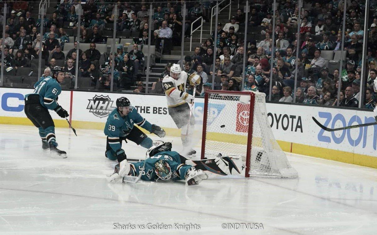 #VGKvsSJS Goal #5 by @GoldenKnights Reilly Smith 19:17 left in 3rd period   #SJSharks  #VegasBorn  #NHL #SharksForLife #SharksTerritory #SharksFanNetwork #INDTVUSA<br>http://pic.twitter.com/XF2Tt5ni19