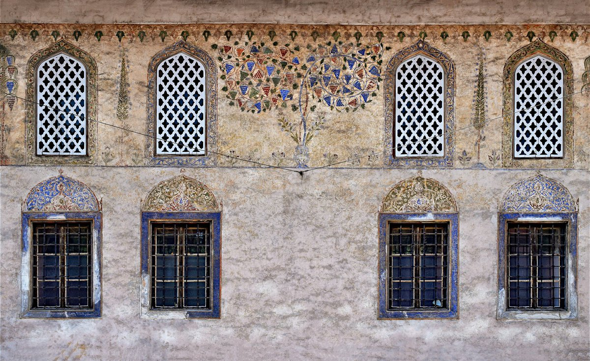 test Twitter Media - Painted Mosque Travnik, Bosnia https://t.co/XtM4WDVC6p