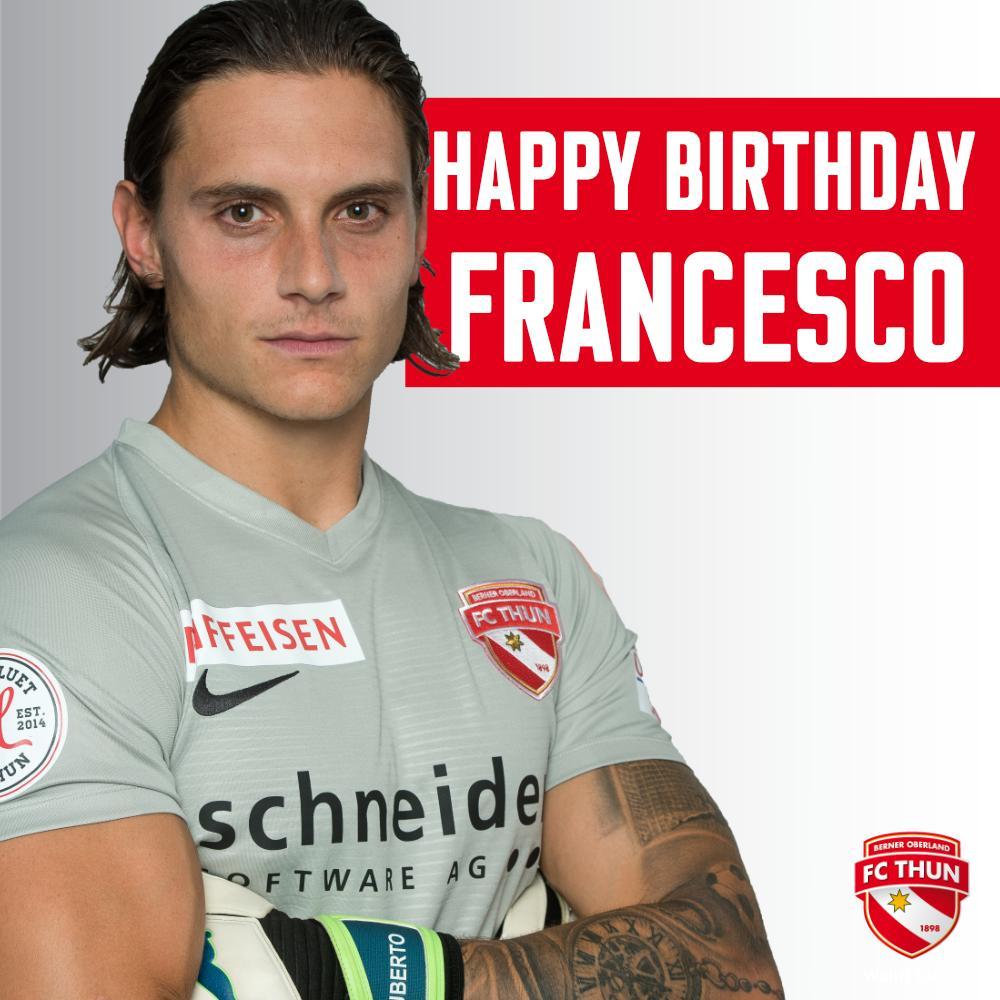Herzlichen Glückwunsch zum 26. Geburtstag, Francesco Ruberto! 🎉🎁🎈 #wahriliebi #happybirthday