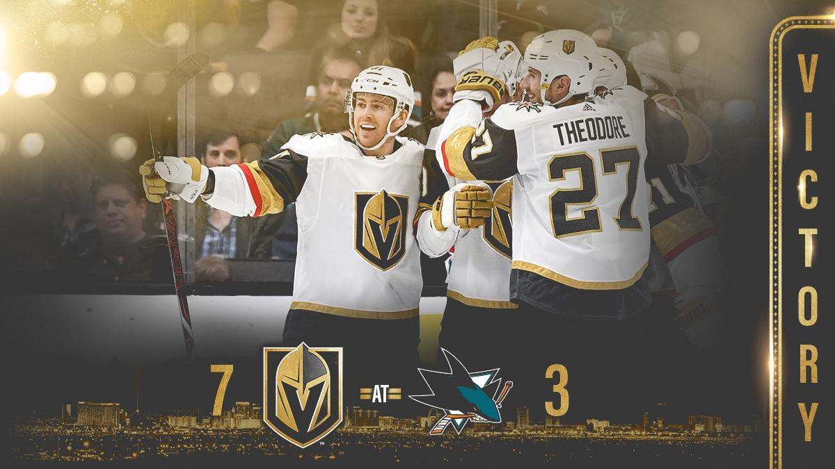 Vegas Golden Knights's photo on #VegasBorn