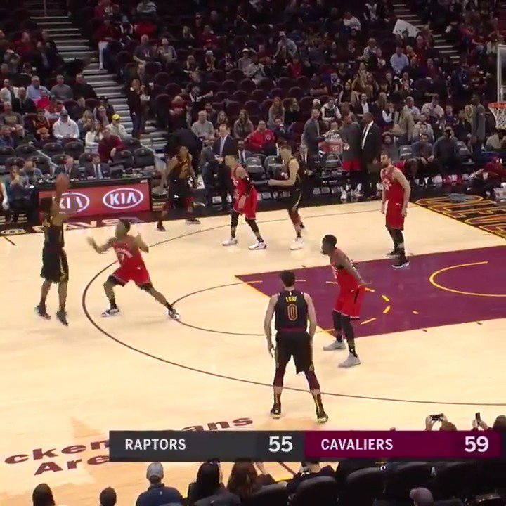 NBA TV's photo on Cavs