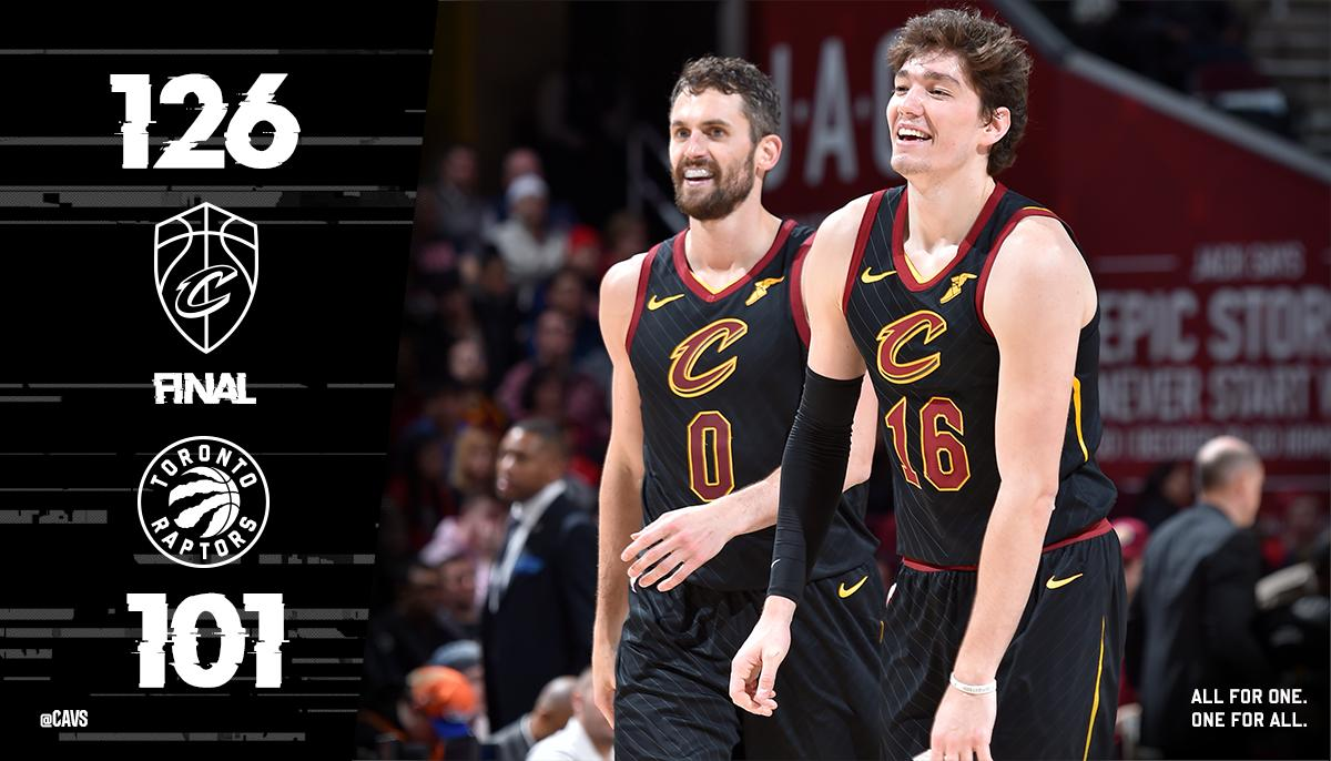 Cleveland Cavaliers's photo on Cavs
